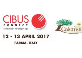 """Calemone a Parma tra gli espositori della Fiera """"Cibus Connect 2017"""""""