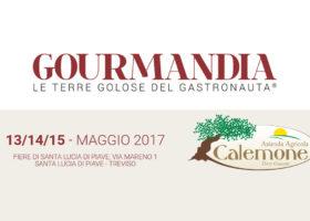 """L'azienda agricola Calemone sarà presente a """"Gourmandia"""" dal 13 al 15 Maggio 2017"""